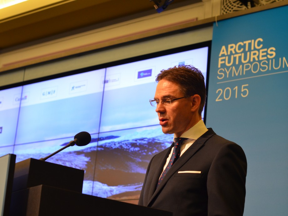Jyrki Katainen opening keynote speech