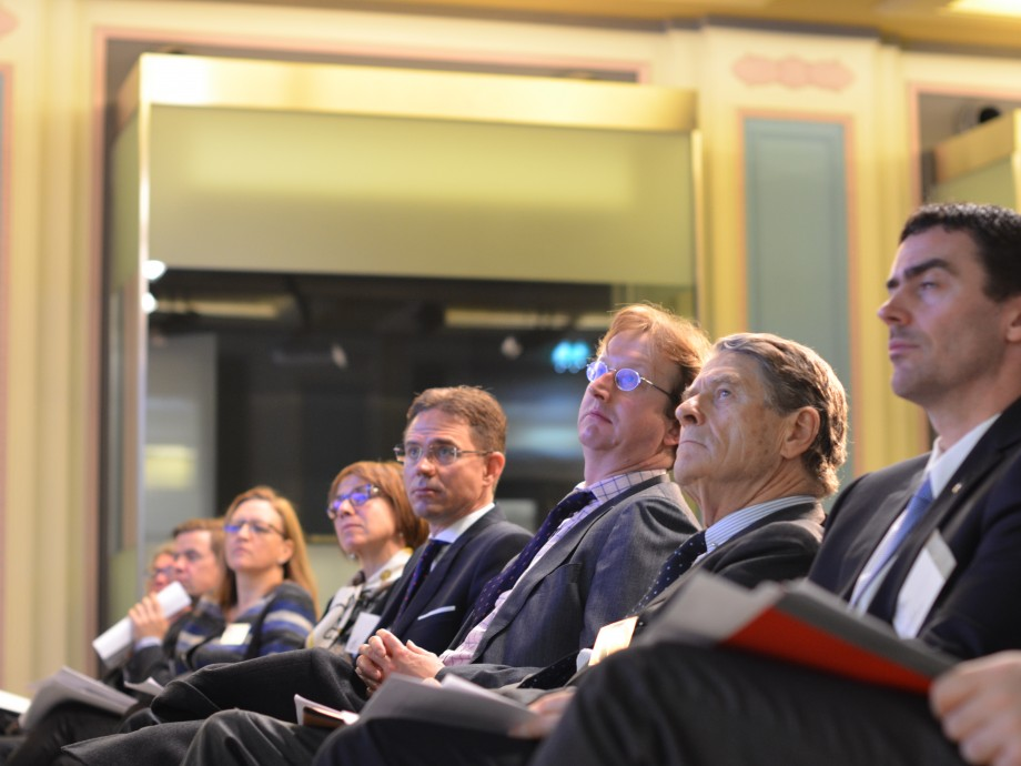 Audience at the 6th Arctic Futures Symposium