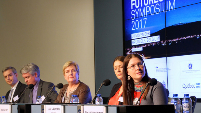 8th Arctic Futures Symposium diverse mix of Arctic voices