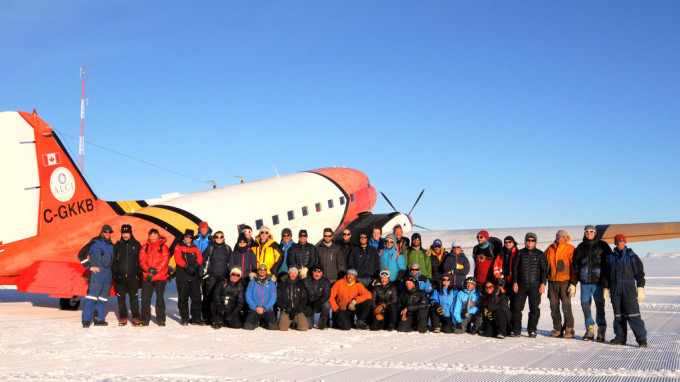 BELARE Team Heads Home as Princess Elisabeth Antarctica Enters Winter Mode