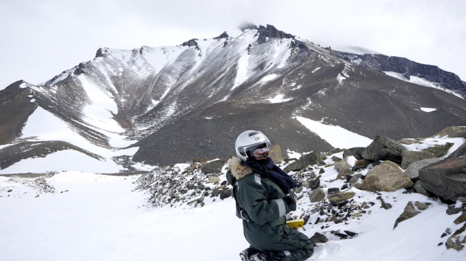 Baillet Latour Laureate Recounts Her First Field Season in Antarctica