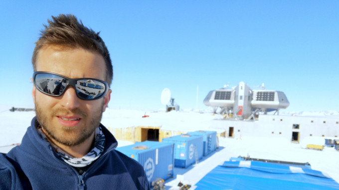 Engineer Who Lives Off-Grid Recounts First Season Working at Princess Elisabeth Antarctica