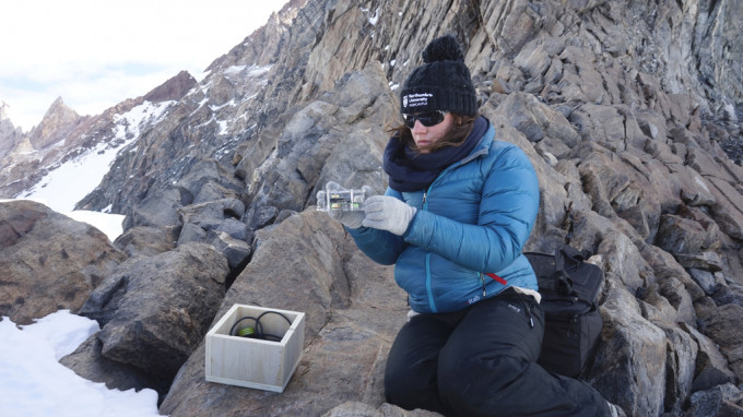 Baillet-Latour Antarctica Fellowship Laureate Stays Active in Outreach