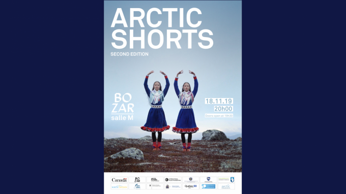 Second Edition of Arctic Shorts Film Evening Repeats Success of Last Year