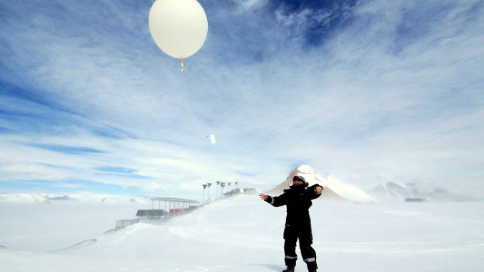 Assisting Researchers When They Can't Be in Antarctica