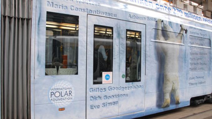 A Polar Tram for Brussels