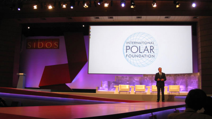 The International Polar Foundation at Sibos 2009
