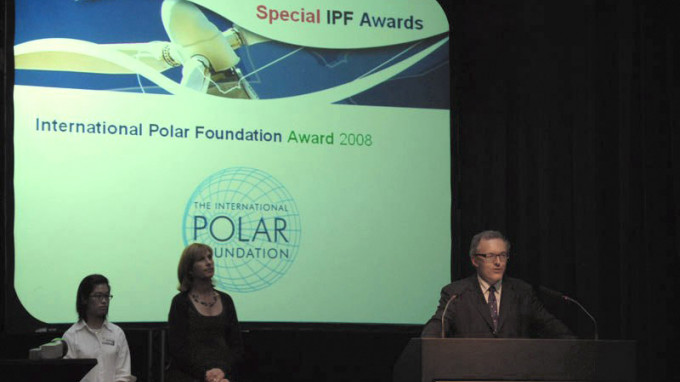 IPF Special Prize for Belgian Energy and Environment Award 2008