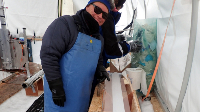 Jean-Louis Tison on the Mass2Ant Project's Recent Season in Antarctica