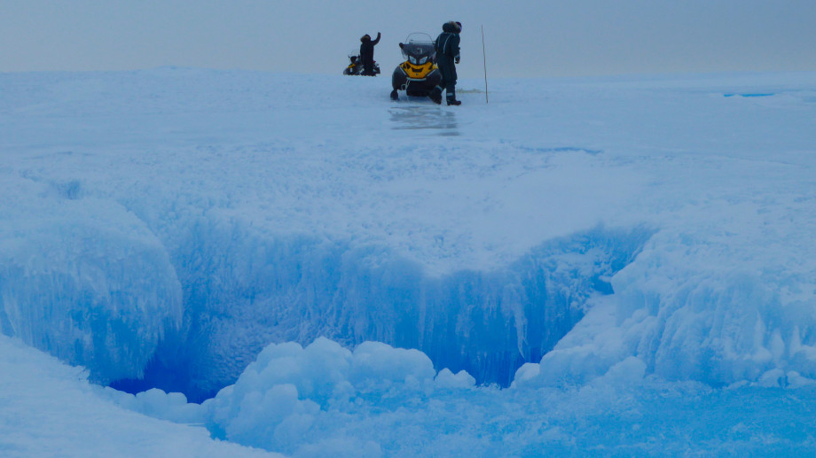 Baillet Latour Antarctica Fellow of 2014 publishes in Nature Climate Change