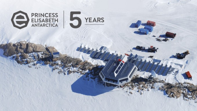 Five Years of Princess Elisabeth Antarctica