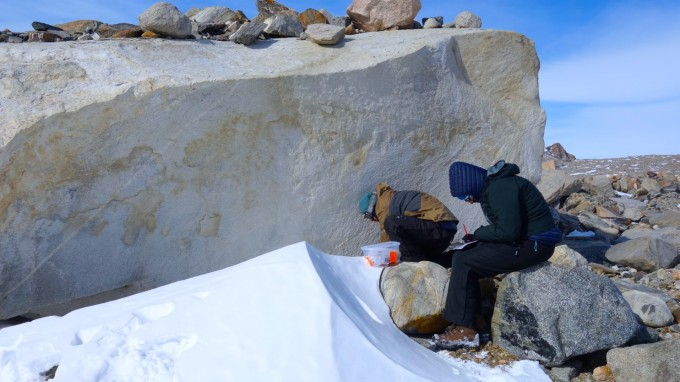 MICROBIAN: The tiny life forms of Antarctica's Sør Rondane Mountains