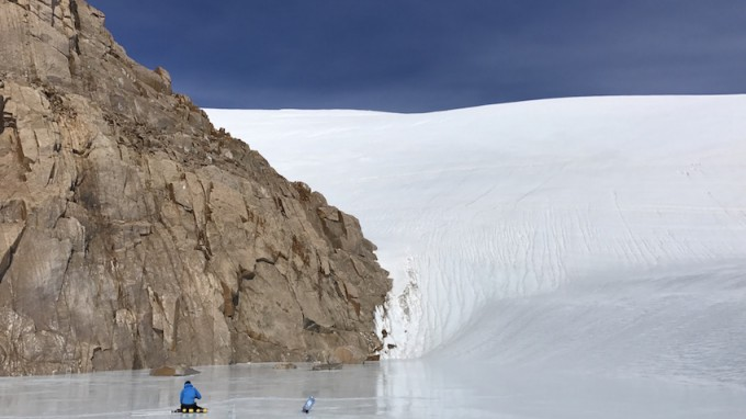 Looking back on Lori's 1st field season in Antarctica