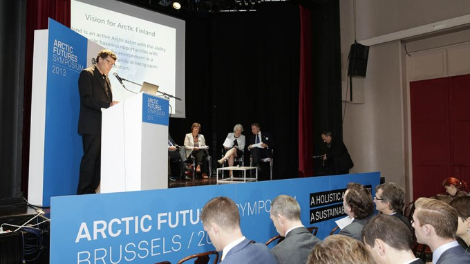 Arctic Futures Symposium 2013 opens in Brussels