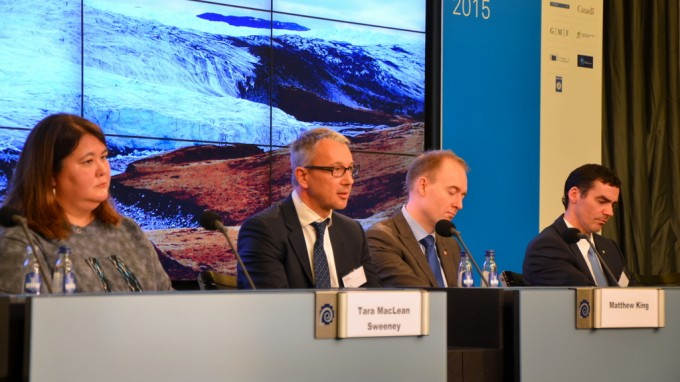 "Sixth Annual Arctic Futures Symposium ""Best Yet"""