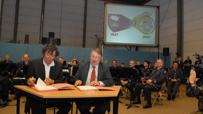 Framework collaboration agreement between IPF and the Belgian Defence Ministry
