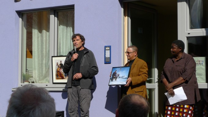 "IPF at the Inauguration of the ""Rue Fin"" Project"