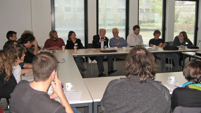 Young Belgian Polar Researchers meet in Brussels