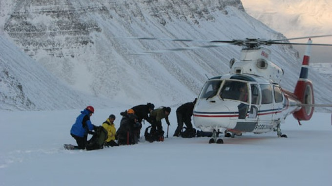 BELARE Field Course in Svalbard