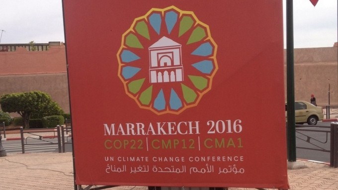 Keeping up momentum in Marrakesh: climate change COP22