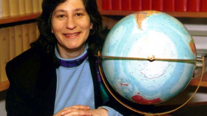 Dr. Susan Solomon: Laureate of the Georges Lemaître 2007 Prize