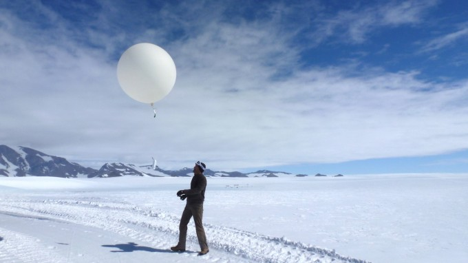 AEROCLOUD: Understanding the Role of Clouds and Aerosols in Eastern Antarctica