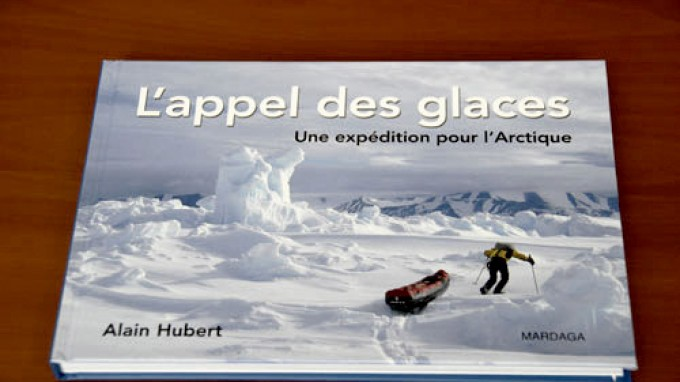 New Book Signed Alain Hubert