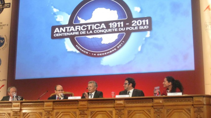IPF Discusses Clean Mobility for Antarctica in Monaco