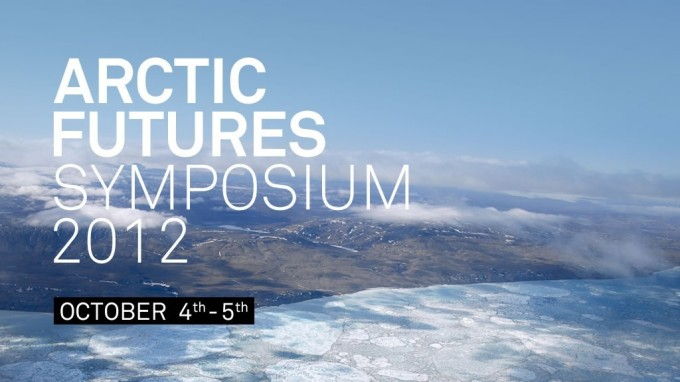 Just one month to Arctic Futures 2012