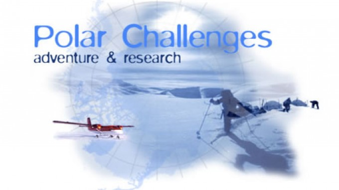 Relaunch of the Polar Challenges website