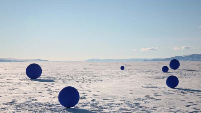 Stellar Axis: Lita Albuquerque's project in Antarctica is taking shape