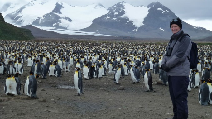 Stephen Cox: A Plea for Safeguarding the Antarctic
