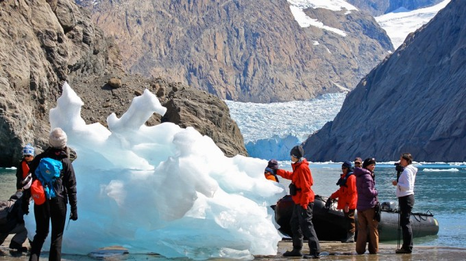 "IPF Education Team Member Joins ""Students on Ice"" Arctic Expedition"