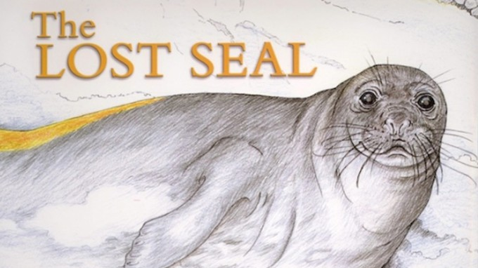 "LTER announces a Children's Book On Antarctica: ""The lost seal"""