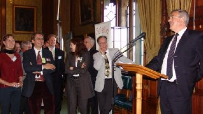 UK Parliamentary Reception for the International Polar Year