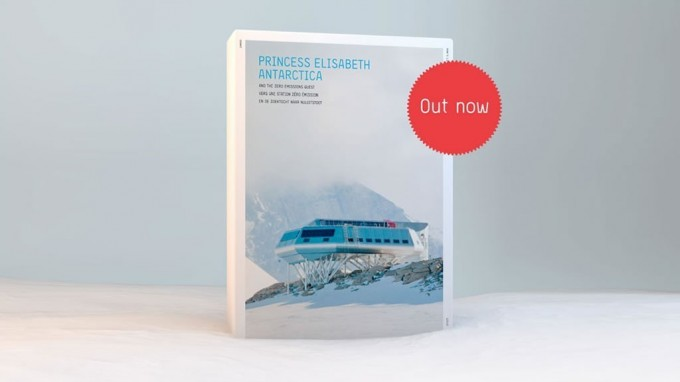 Princess Elisabeth Antarctica book now available!